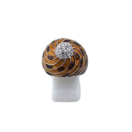 Ασημένιο Δαχτυλίδι 925 Λευκά Ζιργκόν Πέτρες Γυναικείο