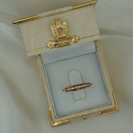 Δαχτυλίδι Χρυσό Γυναικείο 14Κ Χρυσό Δώρο Κόσμημα