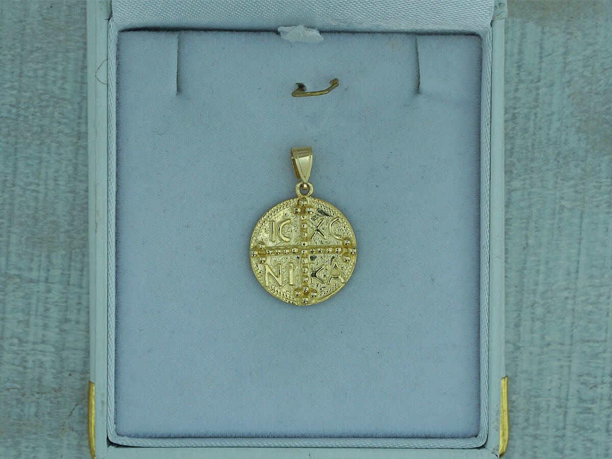 Χρυσό Κωνσταντινάτο Γέννηση Βάπτιση