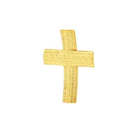 Σταυρός Χειροποίητος Από Χρυσό 14 Καρατίων