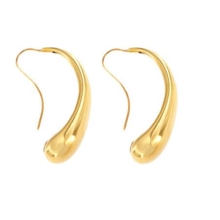 Σκουλαρίκια Κρεμαστά 14 Καρατίων Χρυσά Γυναικεία