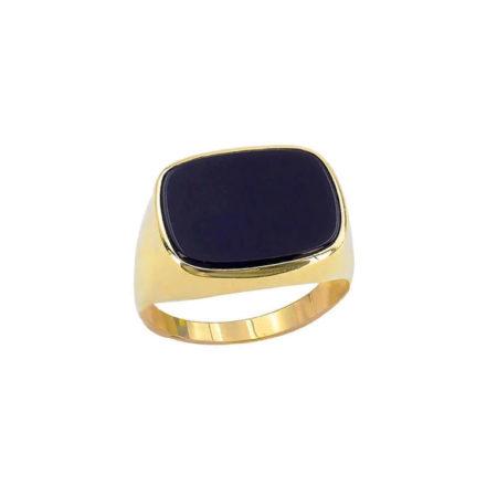 Αντρικό Χρυσό Δαχτυλίδι 14 Καράτια