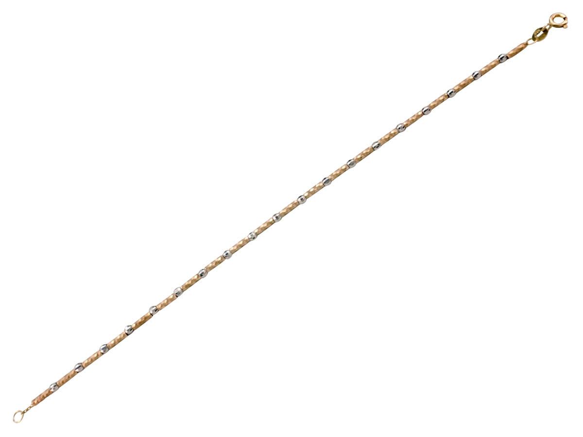 Βραχιόλι Γυναικείο Χρυσό 9Κ