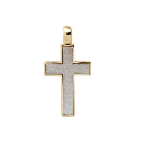 Χρυσός Σταυρός Για Βάπτιση Αγοριού Ή Κοριτσιού 14Κ