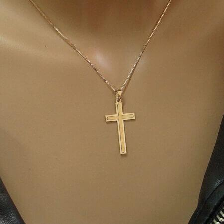 Βαπτιστικός Σταυρός Για Κορίτσι