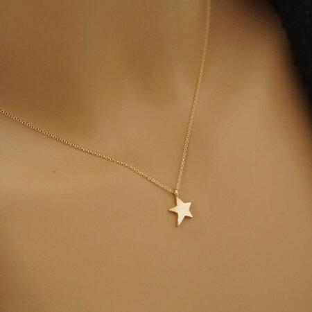 Μενταγιόν Αστέρι 9Κ