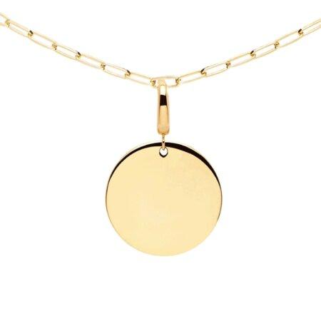 PDPAOLA Κολιέ Amore Gold Ασήμι 925 Επιχρύσωμα 18Κ CO01-088-U
