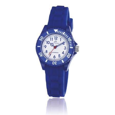 Παιδικό Ρολόι Luca Barra Με Μπλε Λουράκι Σιλικόνης (κωδ : BW292)